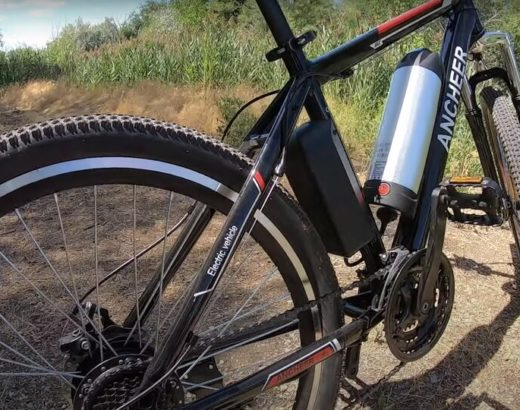 avis ancheer powerplus vtt